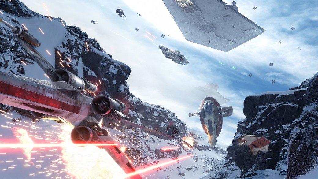 Платный DLC добавит в Star Wars Battlefront Беспин и Звезду Смерти - Изображение 2