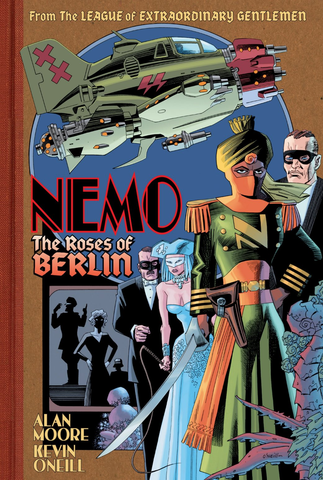 Киноребут LXG — повод перечитать гениальную серию комиксов Алана Мура - Изображение 8