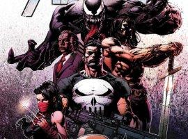 Вновой команде Мстителей появятся Каратель, Веном, Электраи… Конан-Варвар?