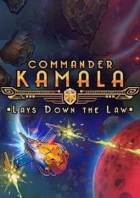 Commander Kamala Lays Down The Law! – фото обложки игры