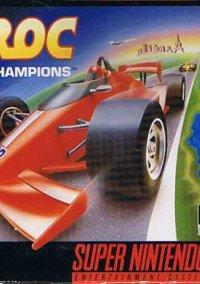 F1 ROC - Race of Champions – фото обложки игры