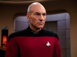 Патрик Стюарт хотелбы вернуться кроли капитана Пикара, если новый «Звездный путь» снимет Тарантино
