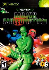 Army Men: Major Malfunction – фото обложки игры