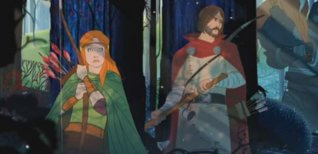 The Banner Saga 3. Трейлер предзаказа