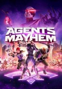 Agents of Mayhem – фото обложки игры