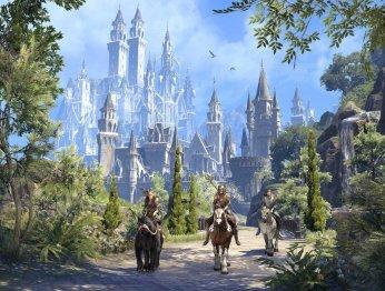 The Elder Scrolls Online: Summerset. Кинематографический трейлер