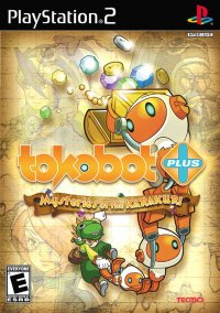Tokobot Plus: Mysteries of the Karakuri – фото обложки игры