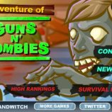 Скриншот Adventure of Guns N' Zombies – Изображение 5