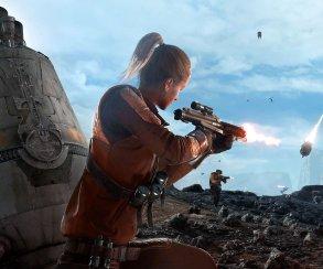 Разработчики Star Wars Battlefront рассказали о режиме Drop Zone