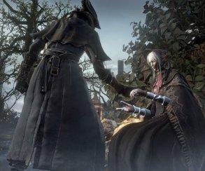 Эксклюзивная PS4-тема за «платиновый трофей» в Bloodborne