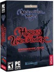 Neverwinter Nights: Hordes of the Underdark – фото обложки игры