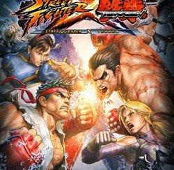 Вступительный ролик Street Fighter x Tekken
