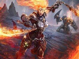 101 волна врагов ждет Ярость вновом DLC The Crucible для Darksiders III