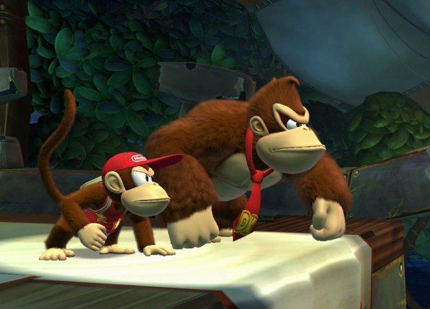 Donkey Kong Country: Tropical Freeze наSwitch —несовершенный, ноочень качественный платформер