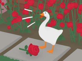 На PS4 теперь можно бесплатно поставить динамическую тему с гусем из Untitled Goose Game