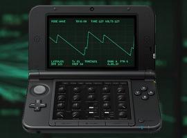 Korg и DeTune в сентябре выпустят синтезатор для 3DS