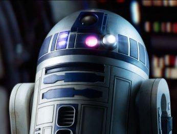 Собираем реального дроида R2D2 из«Звёздных Войн»
