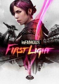 inFamous: First Light – фото обложки игры