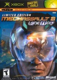MechAssault 2: Lone Wolf Limited Edition – фото обложки игры