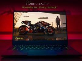 Razer Blade Stealth 13— первый вмире игровой ультрабук