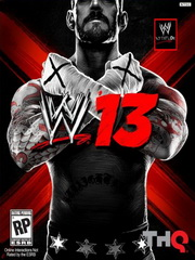 WWE '13 – фото обложки игры