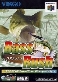 Bass Rush:  Ecogear PowerWorm Championship – фото обложки игры