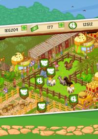 AnimalPark Tycoon – фото обложки игры
