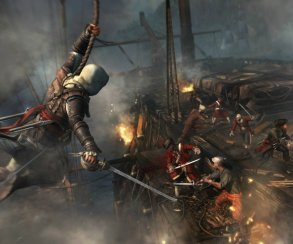 В Assassin's Creed 4: Black Flag добавят персонажа с PlayStation Vita