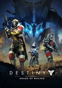 Destiny: House of Wolves – фото обложки игры