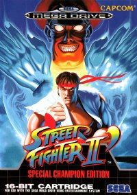 Street Fighter II': Special Champion Edition – фото обложки игры
