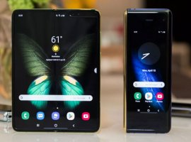 Samsung Galaxy Fold разобрали назапчасти и обнаружили целых три аккумулятора