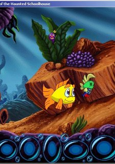 Freddi Fish 2: The Case of the Haunted Schoolhouse