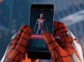 Гифка дня: вгороде появился новый Человек-паук вSpider-Man сPS4