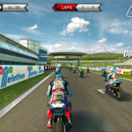 Скриншот SBK15 Official Mobile Game – Изображение 1