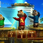Скриншот Alvin and the Chipmunks: Chipwrecked  – Изображение 16