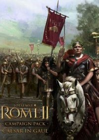 Total War: Rome II - Caesar in Gaul – фото обложки игры