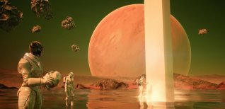 Genesis Alpha One. Трейлер к Gamescom 2017
