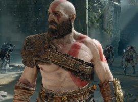 Изначально в God of War Атрей должен был сражаться только по нажатию кнопки