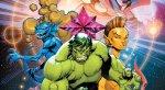 Издательство Marvel выпустит серию тематических обложек вчесть воскрешения Халка. - Изображение 19
