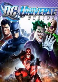 DC Universe Online: The Battle For Earth – фото обложки игры