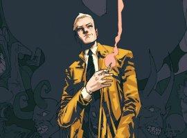 Джон Константин возвращается вместе сновой серией комиксов— частью The Sandman Universe