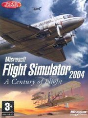 Microsoft Flight Simulator 2004: A Century of Flight – фото обложки игры