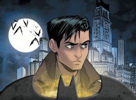 Юный будущий Бэтмен иопасная любовь. Смотрим превью комикса омолодом Брюсе Уэйне