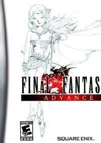 Final Fantasy VI Advance – фото обложки игры