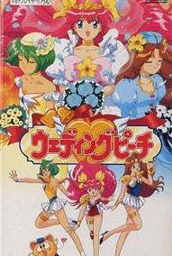Wedding Peach – фото обложки игры