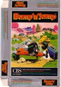 Bump 'n' Jump – фото обложки игры