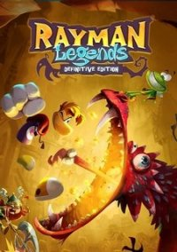 Rayman Legends: Definitive Edition – фото обложки игры
