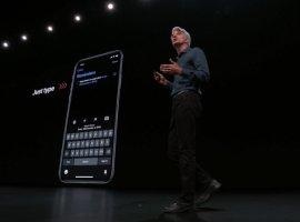 iOS 13представили официально: режим Dark Mode, ускоренный запуск приложений исвайпы наклавиатуре