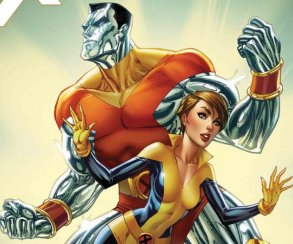 Marvel выпустит спецвыпуск, посвященный свадьбе Колосса иКитти Прайд