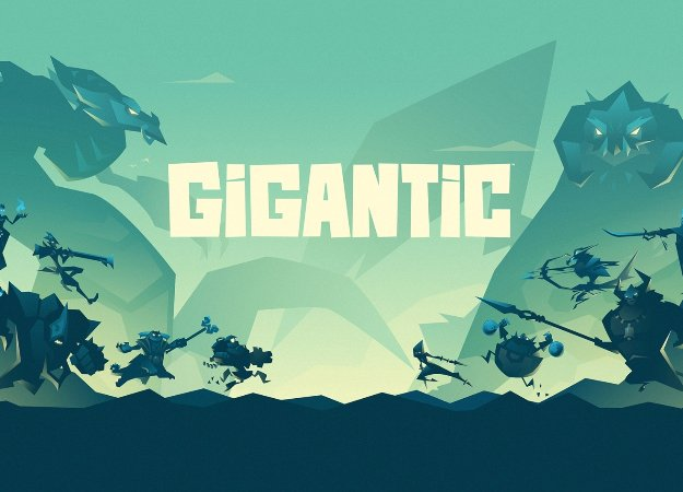 Раздача ключей наGigantic (Starter Pack)